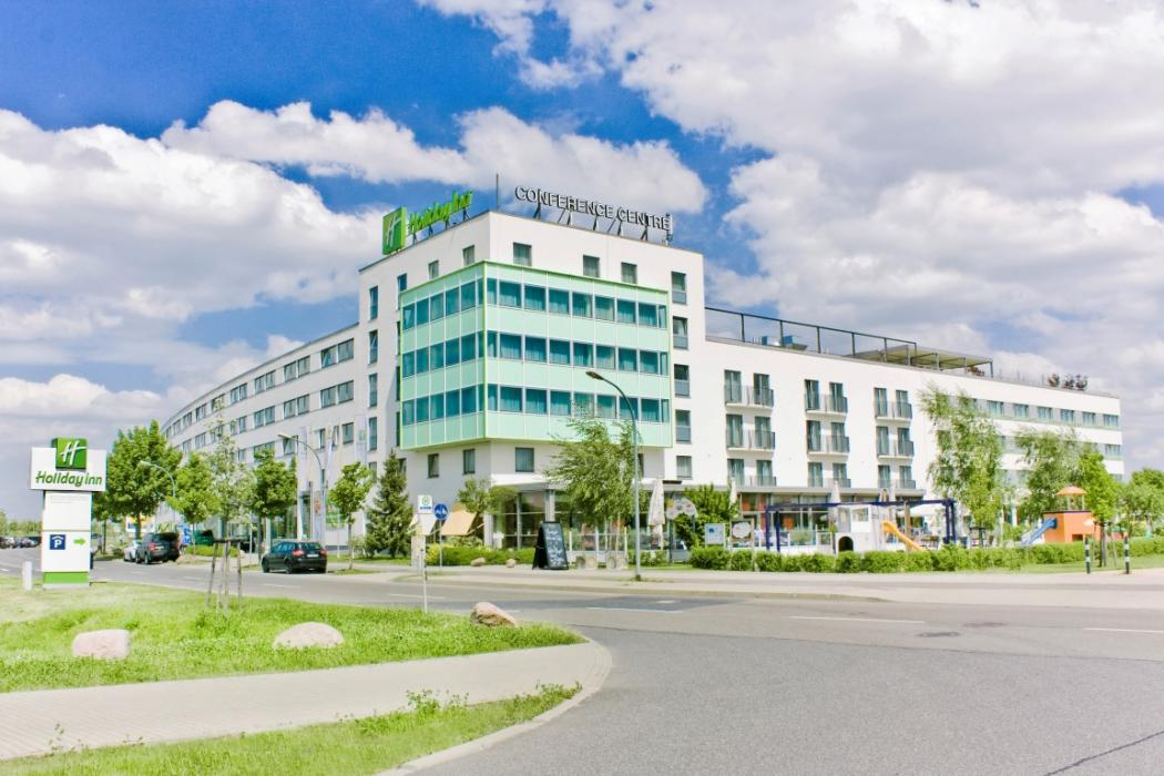 Holiday Inn Berlin Alexanderplatz Parken